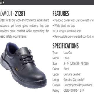 Nitti 21281 Safety Shoe