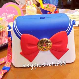 小量現貨*日本代購 環球影城USJ美少女戰士Sailor Moon 爆谷筒