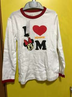 BN - Toddler Pyjamas - Minnie OR Elmo (4T)