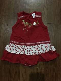 🎀 Baby Kiko Rompers Dress