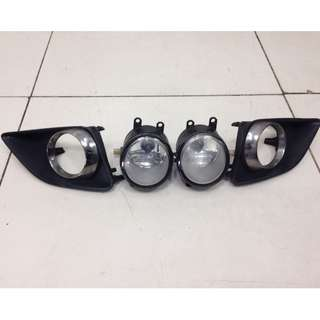 Toyota Altis 2009 Front Bumper Lamp (AS2445)