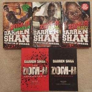 Darren Shan Zom-B series