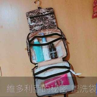 🚚 降⬇全新 維多利亞秘密 VS 盥洗袋/掛式旅行箱