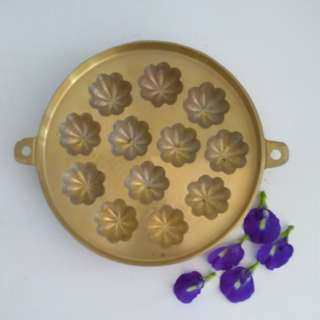 Brass bahulu mould