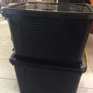 Storage Box (Plastic)