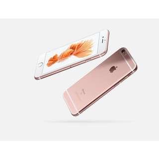 IPhone 6S 玫瑰金 64G