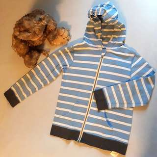 Cotton On Striped Hoodie
