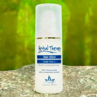 Herbal Therapy (love yr hair, love yrself)