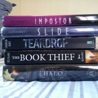 All books for 1250 Book Bundle