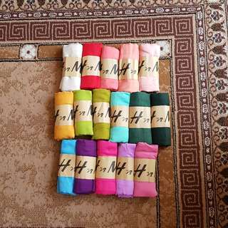 SALE! New Cotton Scarf Shawl (Assorted Colors)