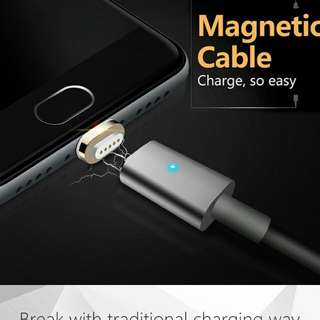 Magnetic Android USB Charging Data Cable