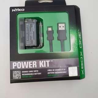 Nyko power kit xbox one