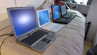Laptop collection