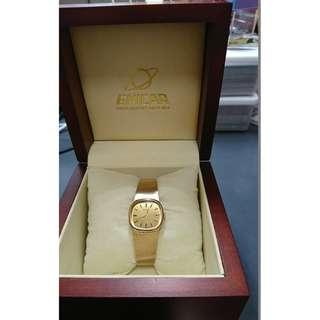 瑞士英納挌 (Enicar) 女裝上鍊錶