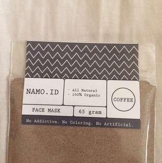 Masker kopi / coffee penghilang bekas jerawat/jerawat