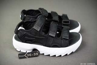 New Arrival Fila Disruptor II 2 Sandals korea Shoes Sandal #Fesyen50
