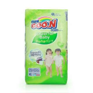 Goon Cheerful Pull-up Pants Diapers