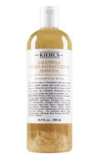 Brand New Kiehl's Calendula Herbal Extract Alcohol-Free Toner - 500ml
