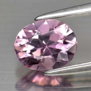 0.94ct Oval Brilliant Natural Pink Spinel