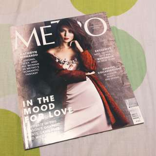 METRO MAGAZINE FEB 2016 ISSUE