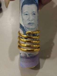 Snake Ring EURO GOLD 22 CARAT