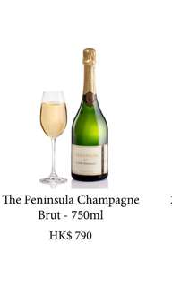 Peninsular Champagne 45% Discount