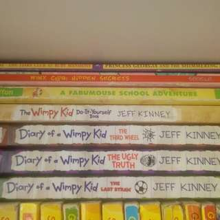 Diary of Wimpy Kid series