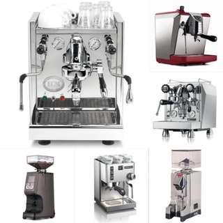 Espresso Machine and Coffee Grinder - MKEspresso