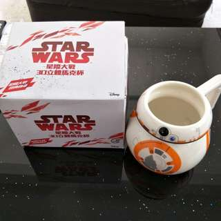 Star Wars 3D mug
