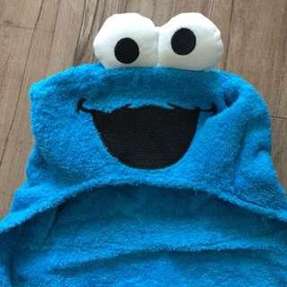 可愛浴巾(2-3歲可用)