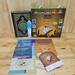 Al-Qur'an Digital Pen Enmac PQ66 & PQ99 Murah Terjemahan