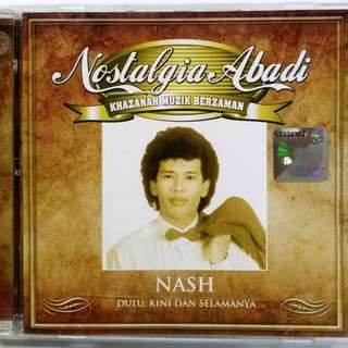 NASH Nostalgia Abadi Khazanah Muzik Berzaman CD