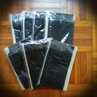 80den80丹黑色絲襪7雙