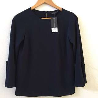 Dorothy Perkins Navy Blue Blouse