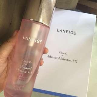 Laneige clear c advanced effector ex