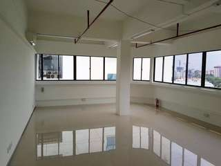 Office Space for Rent with Big Windows