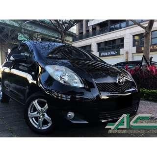 一手女人車 2009 YARIS 1.5 一手車 原鈑件 可全額貸超低月付