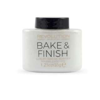 Bake and Finish Powder