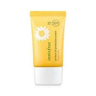 INNISFREE Perfect UV Protection Cream Triple Care