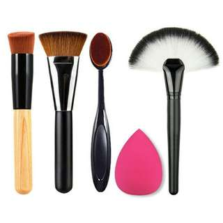 Paket Brush Kuas Makeup