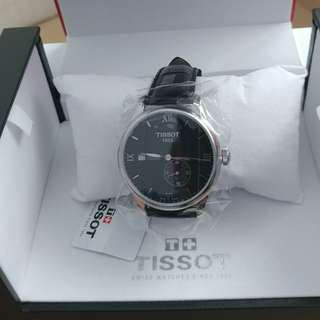 Bnib tissot t-classic le locle automatic watch