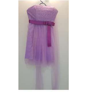 Purple Dress for Girl