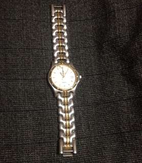 SALE! BULOVA Two-Toned Watch for Women
