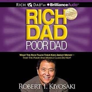 Rich Dad Poor Dad Audiobook Bundle