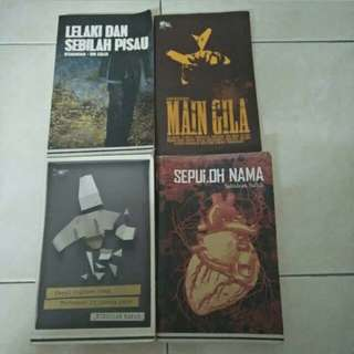 Thriller Lejen Press dan Maze Runner Series