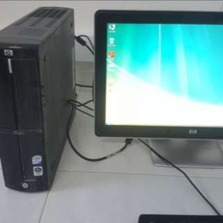 Mini Desktop PC HP Compaq dx2710 SFF