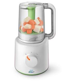 2 in 1 baby food maker SCF870/21