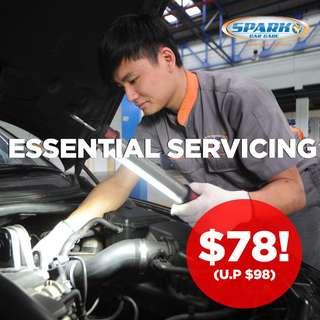 $78 Car Servicing (Promo Price!)
