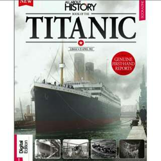All About History Book of the Titanic Sixth Edition eBook