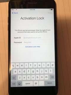 I need IPhone 7 plus Icloud Lock